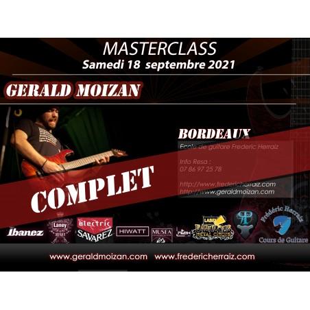 Concert : Gerald Moizan - Johnson Concorde