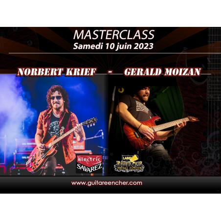 Concert : Gerald Moizan - Motor Rise - CoverTheTop