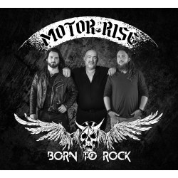 "Motor Rise ""Born To Rock"" CD"